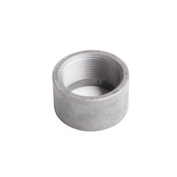 Mild Steel Threaded Half Coupling