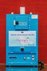 Sanitary Napkin Burning Machine(Carefree Hygiene)
