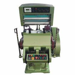 Die Cutting Creasing Punching Foiling Machine