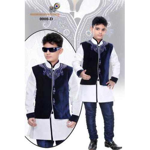 Boys Kids Brijis Suit With Coty