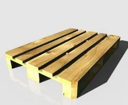Soft Wood Solid Wood Pinewood Pallets for Industrial