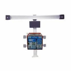JETAGE Display 3D Wheel Alignment Machine