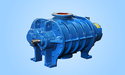 Rotary Positive Displacement Twin Lobe Compressors