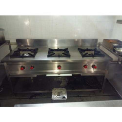 Commercial Stainless Steel Kitchen Burner