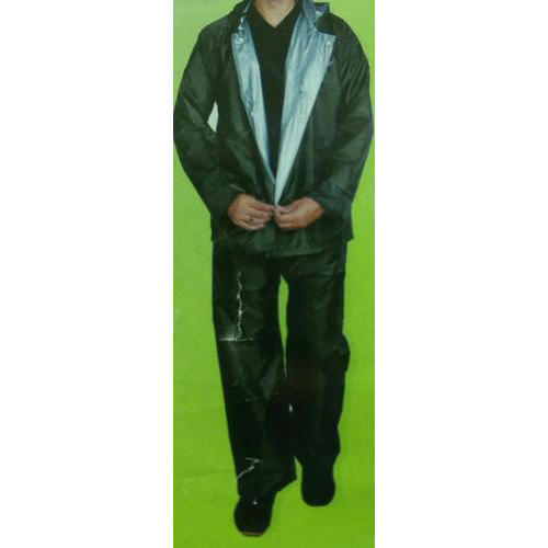 f6ac9fe77 Polyester Plain Reversible Safari Raincoat, Rs 450 /piece | ID ...