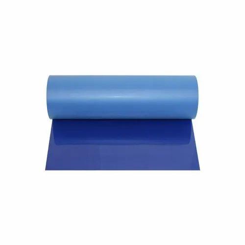 Matt Metalic Blue Car Wrap Vinyl Roll