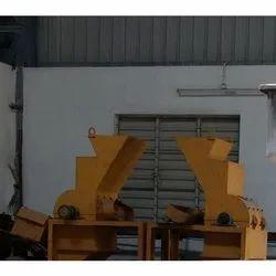 Paver Block Crushing Machine