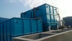 Containerized ETP Treatment Plant