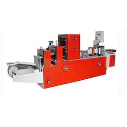 Double Embossing Paper Napkin Making Machine