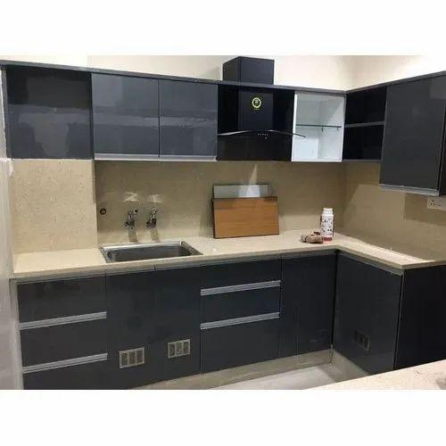 Modular Kitchen Modern Kitchen Cabinets Manufacturer From Hyderabad
