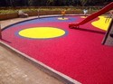 Children Play Area Flooring