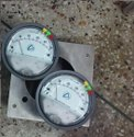 Aerosense Model ASG-50CM Differential Pressure Gauge Range 0-50 CM of Water
