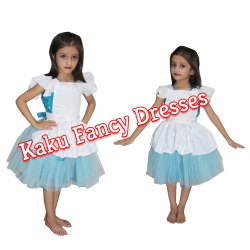 Kids Alice Fairy Tales Costume