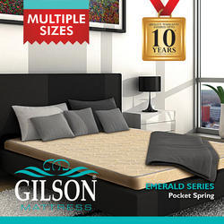 Gilson Emerald Series 8 inch Pocket Spring Mattress