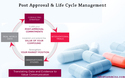 Post Approval & Life Cycle Management