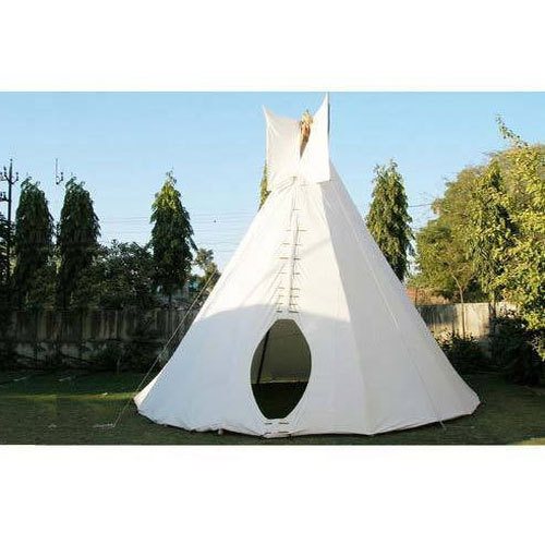 Tee Pee Tents  sc 1 st  IndiaMART & Tee Pee Tents | Mahalaxmi Deying And Tent Works | Manufacturer in ...