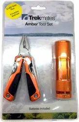 Trekmates Orange Amber Tool Set
