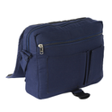 Blue Canvas Sling Bag