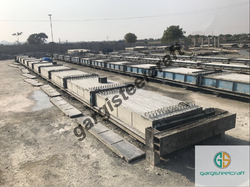 Precast Concrete Boundary Wall Molds