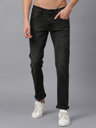 Men Denim Plain Stretchable Jeans