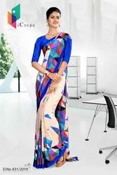 Uniform Sarees for Woman Staff
