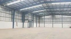 Prefab Pre Engineered Steel Building, For Factory