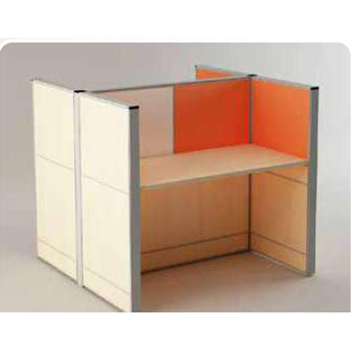 2 Seater Linear Office Workstation Rs 330 Square Feet
