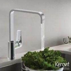 Brass Kerovit Sink Tap, For Kitchen