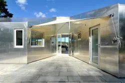 Aluminium Pata Cabin