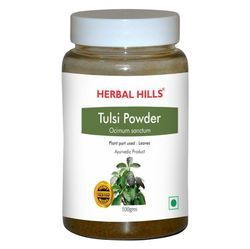 Top Quality Holy Basil - Ocimum Sanctum - 100 gms Powder