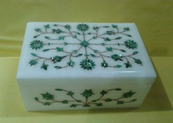 Decorative Handicraft Marble Box
