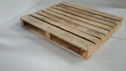 Beige Heat Treated Wooden Pallet, Rs 750 /piece DNA ...