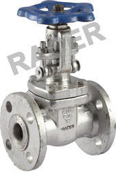 Flanged End SS Globe Valve