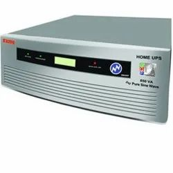 Pure Sine Wave Sine Wave Home Inverter, Capacity: 500-1000 VA