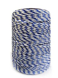 Black Poly Wire, Wire Size: 3 Mm