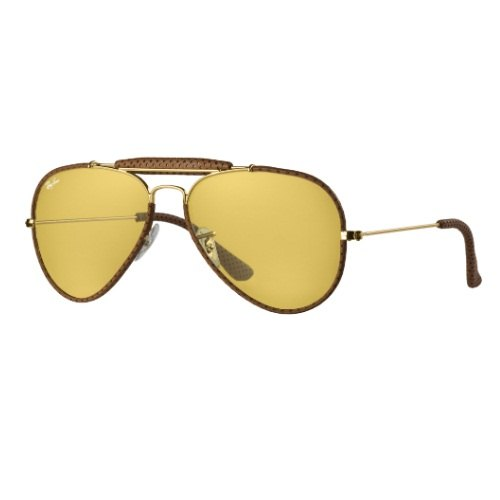 f1b050189 Male Aviator Outdoorsman Craft Yellow Ambermatic Ray-Ban Glasses, Rs ...