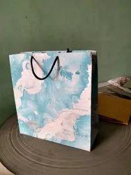Printed Paper Carry Bag