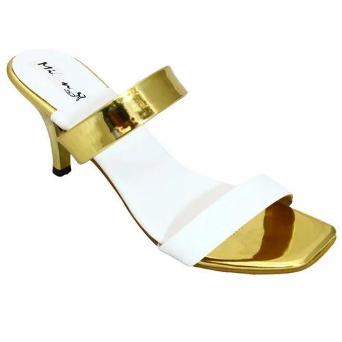 e57a804267c0 Milano Ladies Pencil Heel Sandals