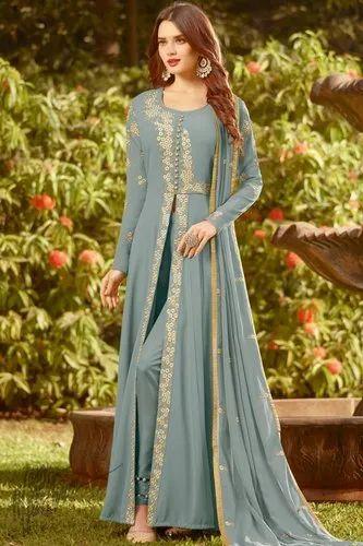 Indian Wedding Wear And Party Wear Anarkali Dress