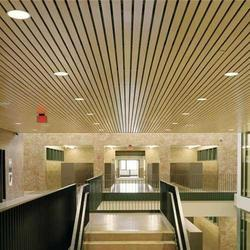 Stainless Steel Galvanized False Ceiling