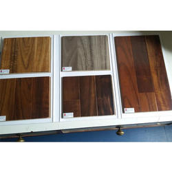 Glossy Wooden Flooring, for Outdoor