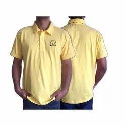 Mens Jersey Polo Casual Wear T-Shirt