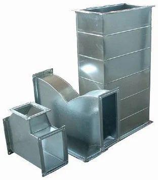 Jindal HVAC Duct, for Industrial & Commercial