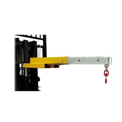 Forklift Jib Crane Attachment