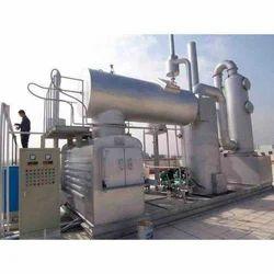Laxmi En-Fab Automatic and Semi-Automatic Waste Dryer