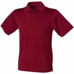 Men Collar T-Shirt