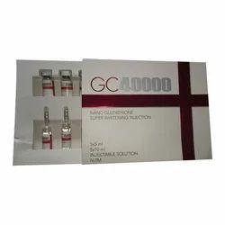 GC 40000 Nano Glutathione Injection