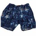 Mens Blue Shorts