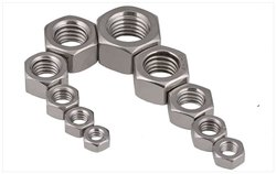 RS Steel SS Hex Nut, Size: M6 To M10