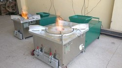 Stainless Steel Cook Stove